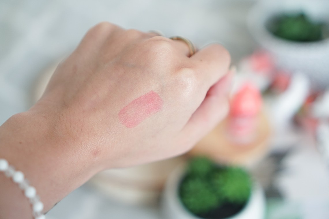 Etude House Soft Drink Tint Grapefruit Fantasy swatch