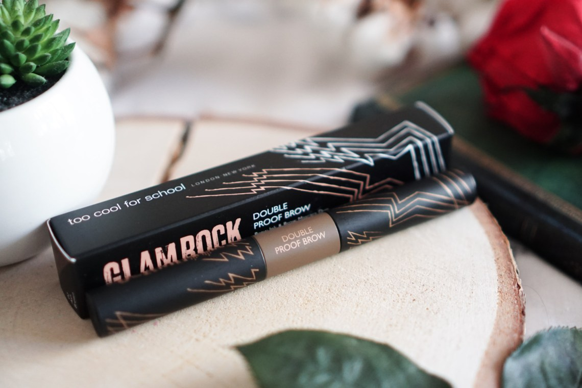 Too Cool For School Glam Rock Double Proof Brow Ash Brown