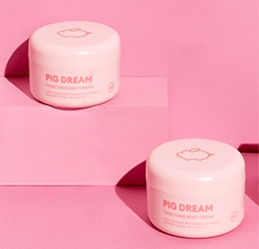 Missha Pig Dream Tang Tang Body Cream