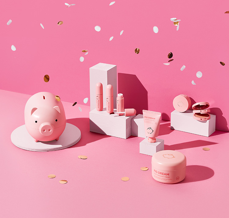 Missha Pig Dream K-Beauty 2019