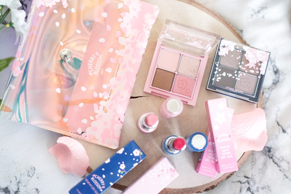 Etude House Cherry Blossom Collection