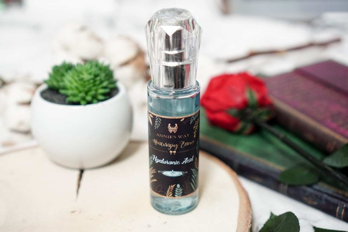Annie's Way Moisturizing Essence Hyaluronic Acid