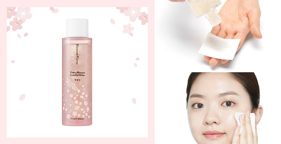 Etude House Picnic Blossom Essential Water
