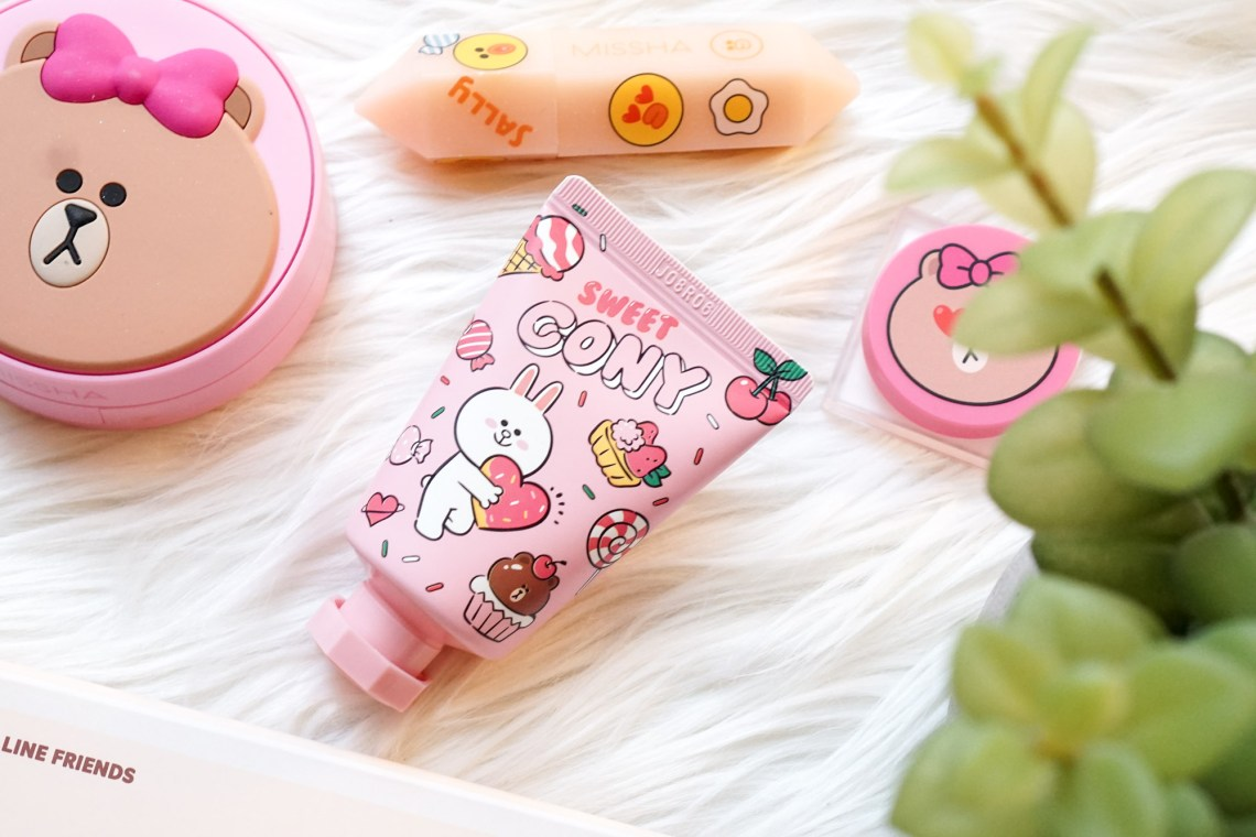 Missha LINE Friends Sweet Cony Hand Cream