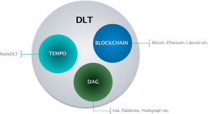 blockchain vs dlt