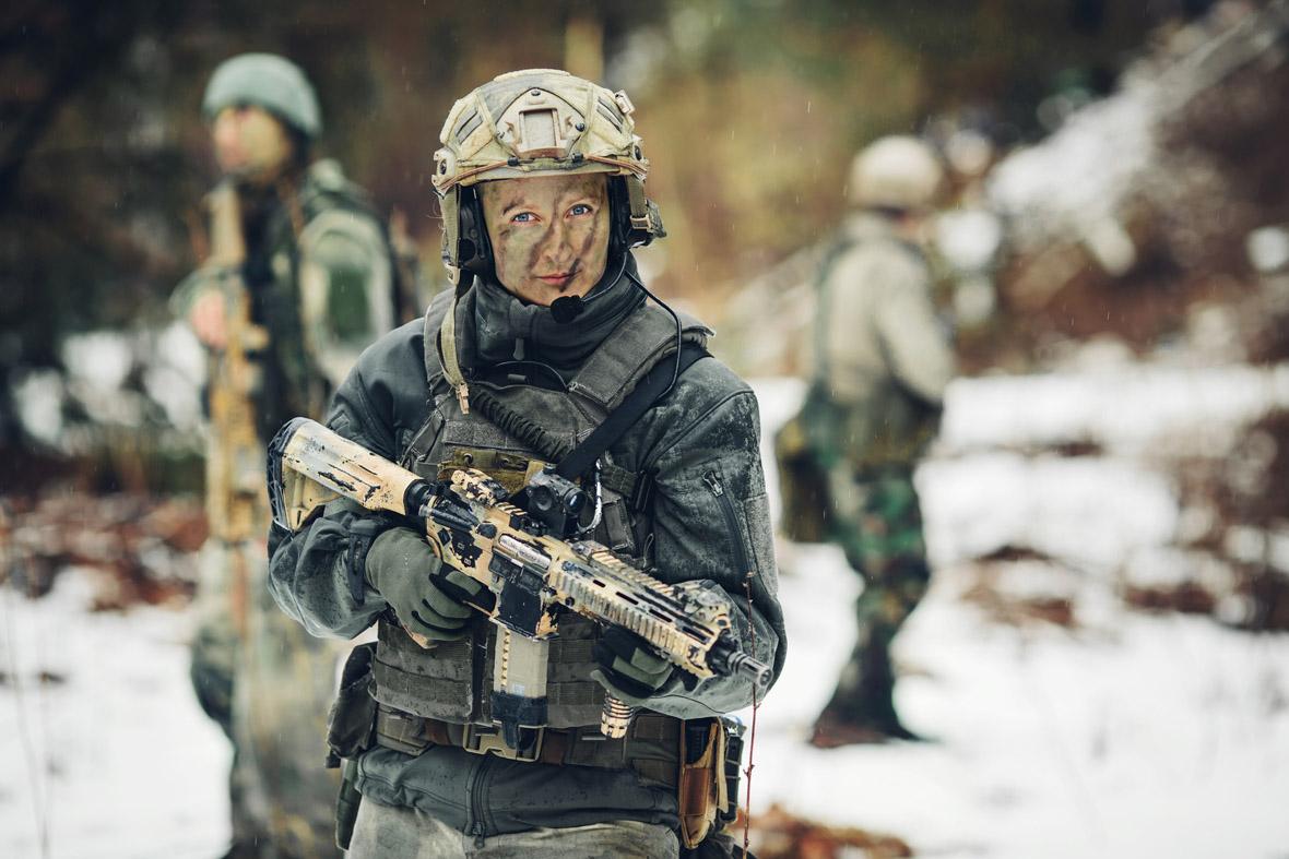 Would James Mattis Reverse The Pentagon S Women In Combat