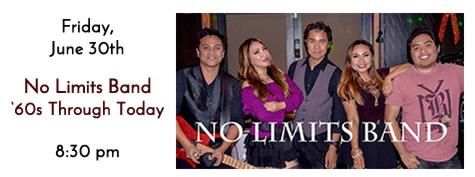 No Limits Band Plays at Manhattan's