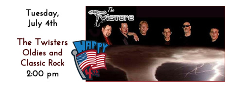 The Twisters play at Manhattan's in Carol Stream