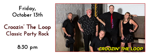 Croozin the Loop Band Plays at Manhattan's in Carol Stream