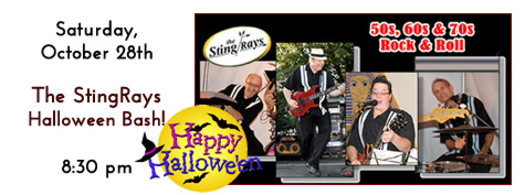 The StingRays play at Manhattan's in Carol Stream