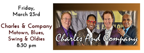 Charles and Company Play at Manhattan's in Carol Stream