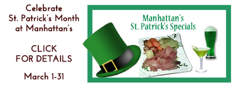 St. Patrick's Month at Manhattan's