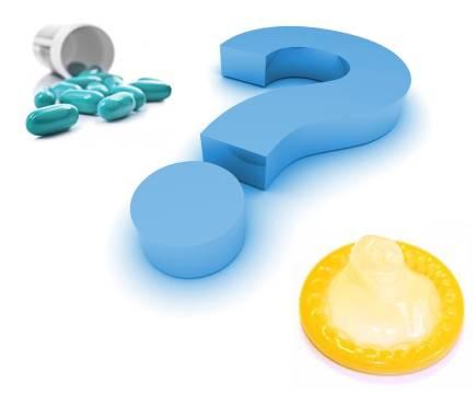 VIH: ¿Píldora o condón?