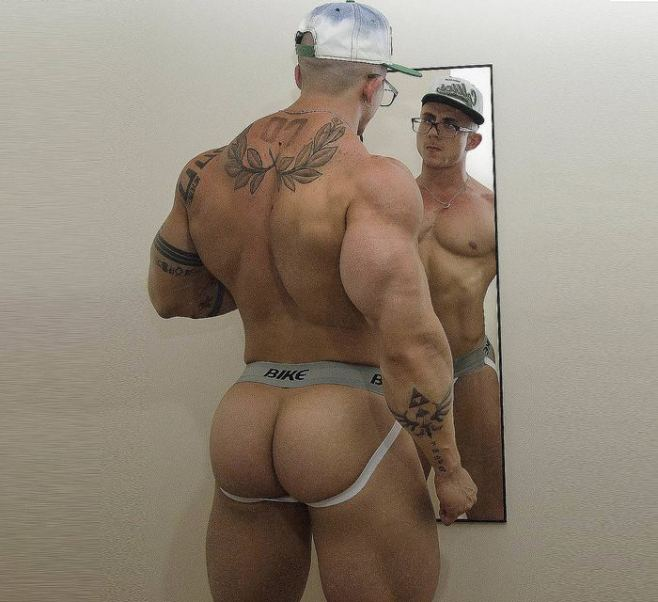 Eric-Parker-Muscle-Jock-Butt-Bodybuilder-Webcam-Model