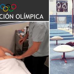 Mira los masajes anales que hacen parte de la preparación de los atletas olímpicos