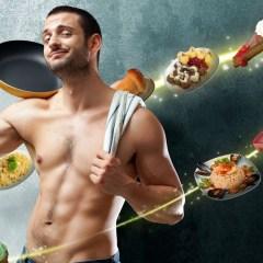 Naked Chef: los cocineros desnudos que conquistan la red