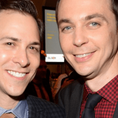 "Jim Parsons, ""Sheldon Cooper"" en 'The Big Bang Theory', se casó con su novio"