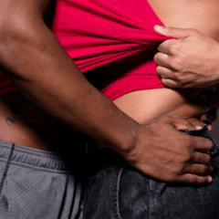 El juego sexual de la galleta una práctica Brojod