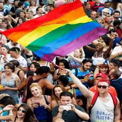 LGBT padecen mayor violencia durante la niñez y adolescencia
