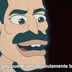 El Fantasma de Freddie Mercury explica lo fabuloso que es ser gay