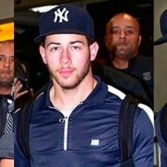 """Dicen que se le marca """"tremenda cosa"""" en el pantalón de Nick Jonas"""