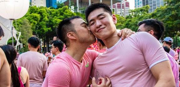 Nieto del fundador de Singapur confirma públicamente que es gay