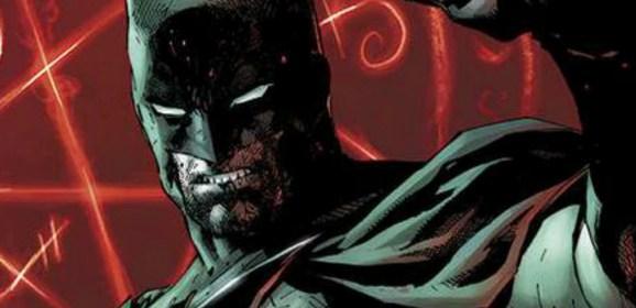 Nuevo comic de Batman lo muestra desnudo… y de frente