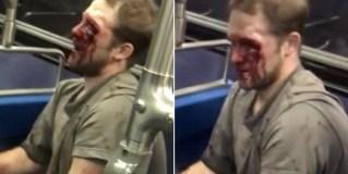 Video: Homofóbico recibe su merecido por parte de hombre gay