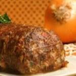 Aprenda a preparar um rocambole de carne moída maravilhoso