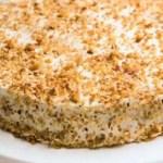 Aprenda a fazer uma deliciosa torta de nozes