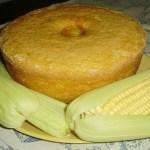 Receita de delicioso bolo de milho