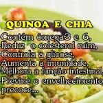 **SALADA REFRESCANTE DE QUINOA E CHIA**