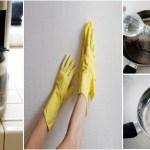 Aprenda a economizar tempo na hora de limpar. São muitos truques simples.