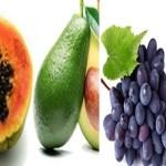 Conheça as melhores frutas com propriedades antienvelhecimento.