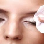 Faça um removedor de maquiagem em casa