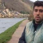 Pedreiro atira-se em um rio para salvar bebê de 7 meses que estava se afogando