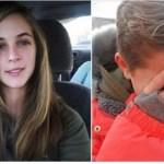 Pai corta cabelo da filha como castigo pelo presente de aniversário que ela recebeu da mãe.