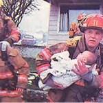 Bombeiro salvou a vida de uma menina. 17 anos depois, ela faz algo em troca