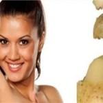 Aprenda a clarear e eliminar o mal cheiro das axilas apenas com uma batata.