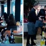 A terrível vingança de 2 garçons contra clientes prepotentes viralizou
