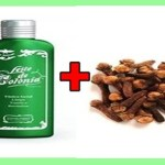 Aprenda como clarear manchas de espinhas com cravo da Índia e leite de colônia