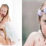 Mãe explica a sua filha com síndrome de Down a razão pela qual seu pai as abandonou