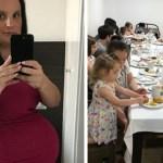 Esta mulher esteve grávida por um total de 15 anos: ela acabou de dar à luz a sua 21ª filha