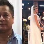 Filho de Leonardo entrega por que o pai e os irmãos não foram ao casamento de Jéssica Costa e Sandro Pedroso