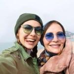 Viajar com sua mãe, pelo menos uma vez na vida, é muito bom para o seu relacionamento