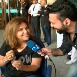 """Claudia Rodrigues recebe alta e deixa hospital: """"Vou fazer vocês rirem o dobro"""""""