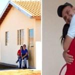 Empresário baiano constrói casas por contra própria e doa para famílias carentes