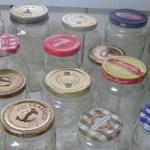 Aprenda a reciclar os potes de vidro com estas ideias originais!