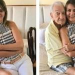 Ex-governador chega aos 90 anos esbanjando amor para a esposa 40 anos mais nova