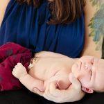 Mãe dá à luz bebê de 6 kg em parto normal